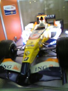 ルノーF1カー