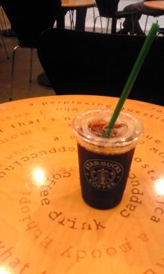 スタバのドリップコーヒー