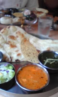 インド精進料理