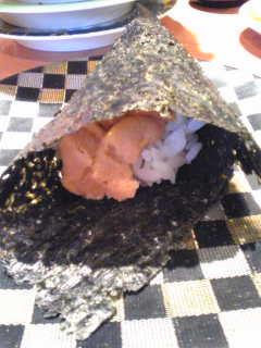 回転寿司なう♪